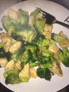 Paleo broccoli recept