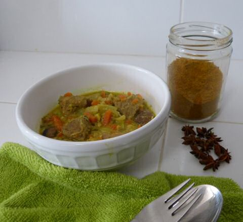 Curry kruiden