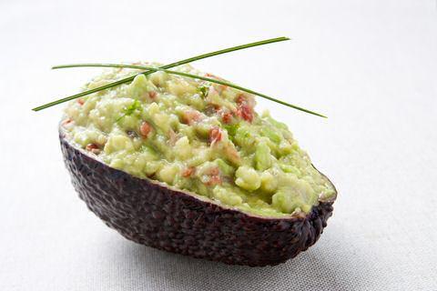 Gevulde avocado