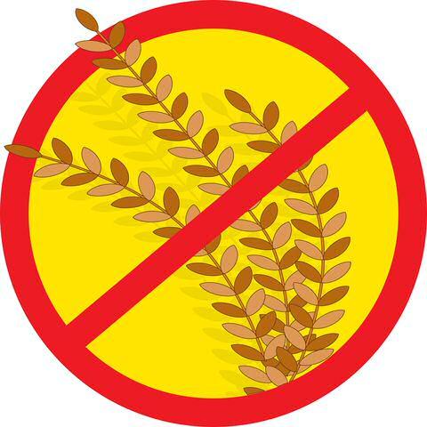 Geen granen in hte paleo dieet
