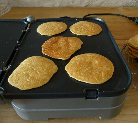 Hoe maak je pannenkoeken