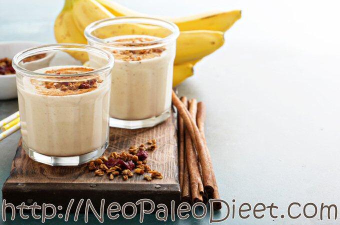 Milkshake banaan