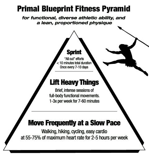 Paleo Blueprint Fitness Mark Sisson