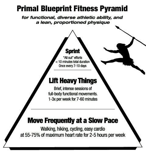 Paleo Blueprint Fitness Mark Sisson