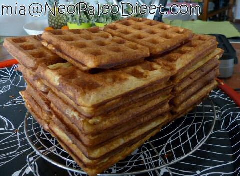Recept Brusselse wafels