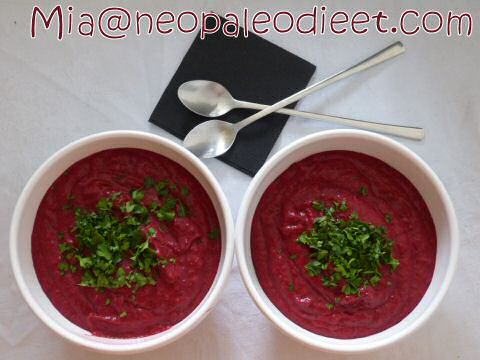 Rode bieten koken