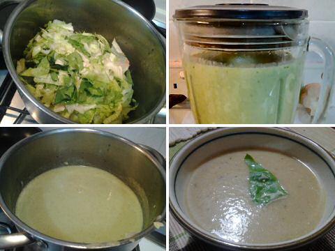 Slasoep maken