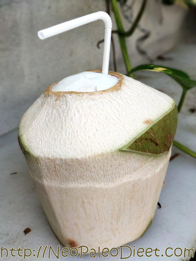 Verse kokos