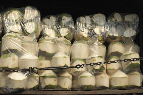 verse kokosnoot