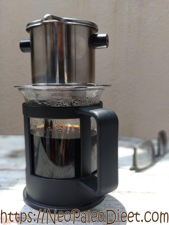 Vietnamese koffiemaker