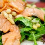 Ceasar salade recept