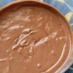 Chocolademousse zonder room
