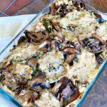 Makkelijke ovenschotel – Lekker Goedkoop met restjes uit je ijskast