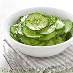 Je Beste Komkommersalade ooit : Proef het zelf en Geniet!