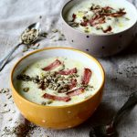 Romige courgettesoep met spekjes maken: Mmm… makkelijk vullend tussendoortje